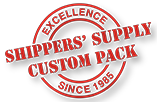 Shippers' Supply Custom Pack Logo